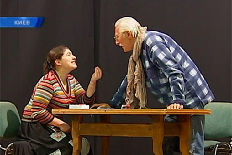 Театр лечит душевнобольных от их болезней