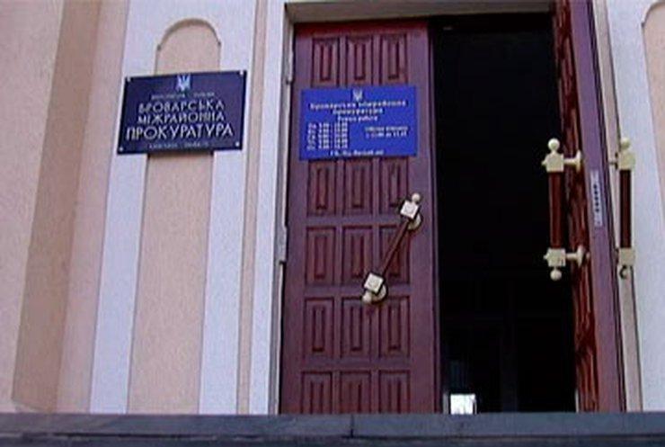 Броварские чиновники разбили журналистам видеотехнику