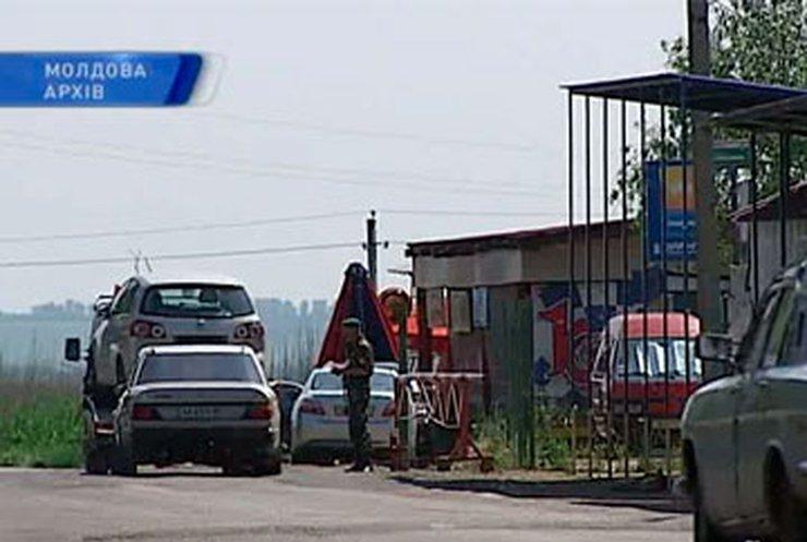 Украинцам теперь придется платить за езду по дорогам Молдовы