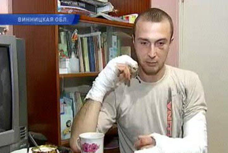 В Винницкой области милиционеров обвиняют в пытках