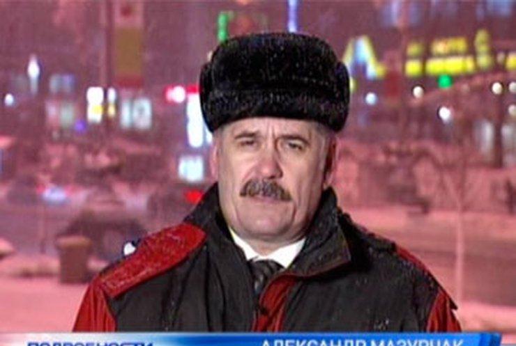 Киев будет строить системы для топки снега, - Александр Мазурчак