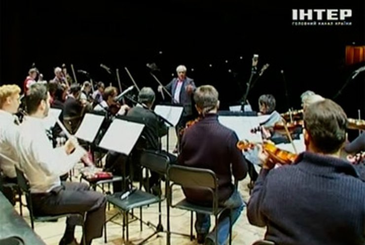 В Киев приехал симфонический Штраус-оркестр