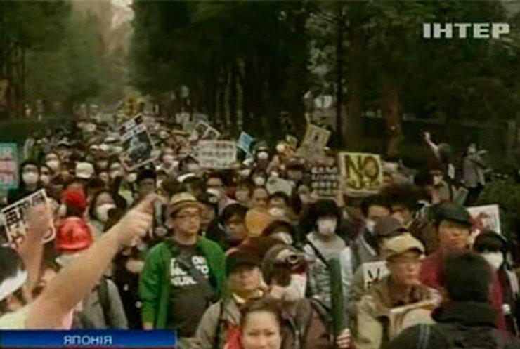 """В Японии отметили вторую годовщину катастрофы на """"Фукусиме"""""""