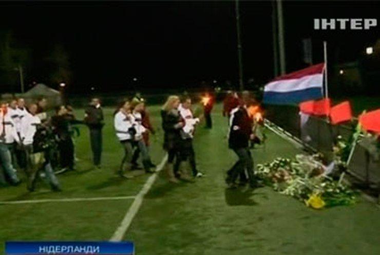 В Нидерландах начался суд по делу об убийстве футбольного арбитра