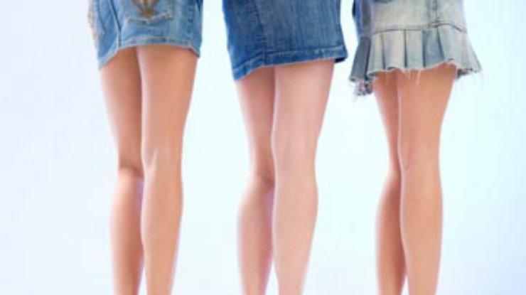 В южной корее запретили мини-юбки
