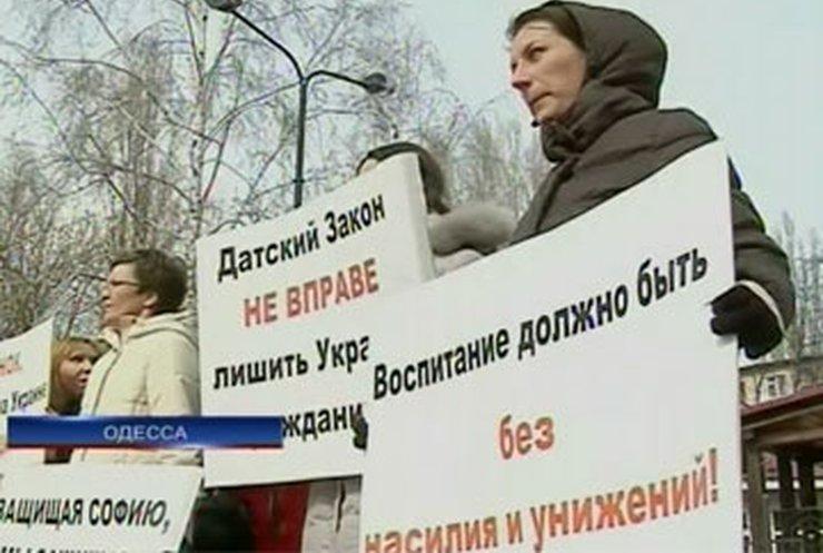 Украинки не могут защититься от мужей-иностранцев