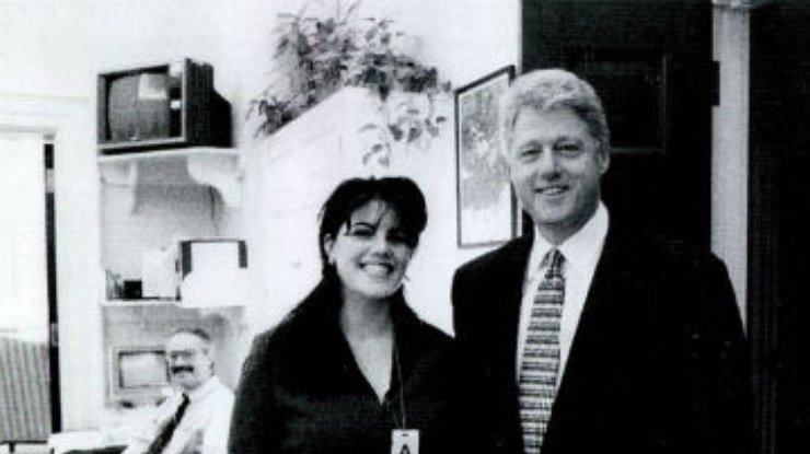 Моника левински помощник президента по оральному сексу — img 3