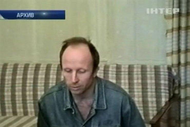 Серийного убийцу Оноприенко похоронят в засекреченном месте