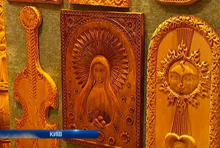 В Киеве открылась международная выставка рукоделия