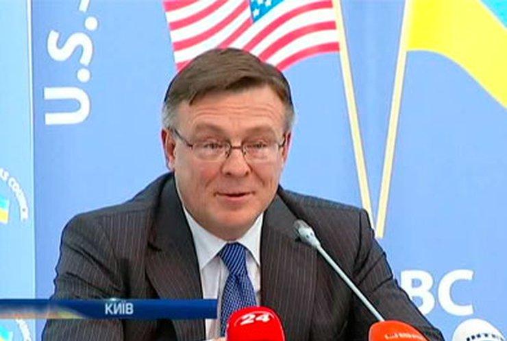 Американские бизнесмены поддерживают украинскую евроинтеграцию