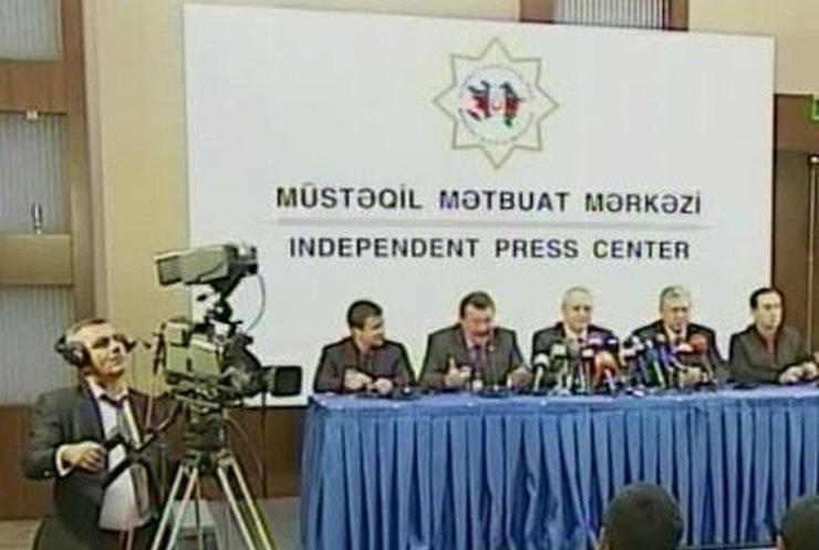 В Азербайджане на третий срок президентом выбрали Алиева