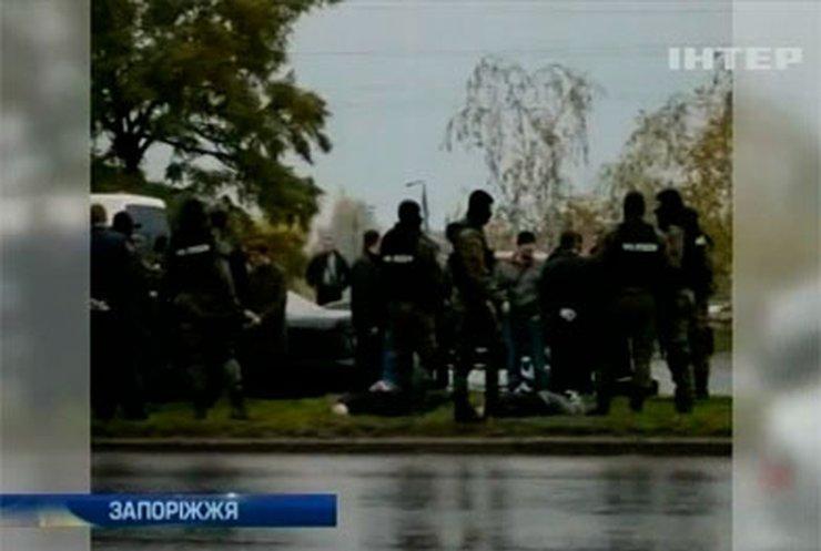 Похитителей днепропетровского бизнесмена поймали в Запорожье