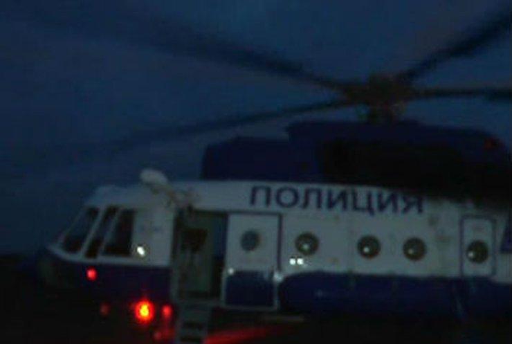 Магия задержания: Зейналов поменял вертолеты в воздухе?