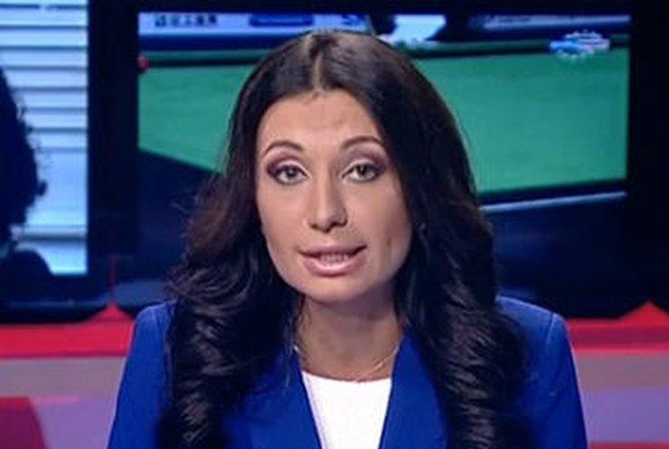 Молдавская телеведущая рассказала скороговорку