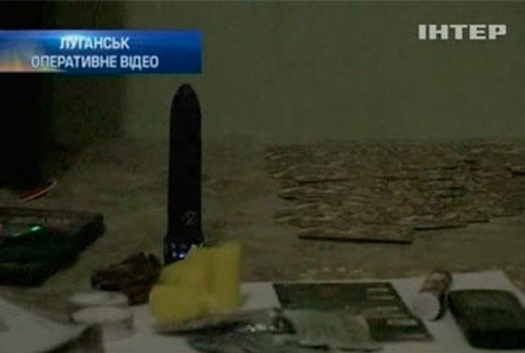 В Луганске милиция обнаружила бордель под видом массажного салона