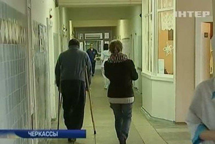 В праздники многие украинцы пострадали от салютов и фейерверков