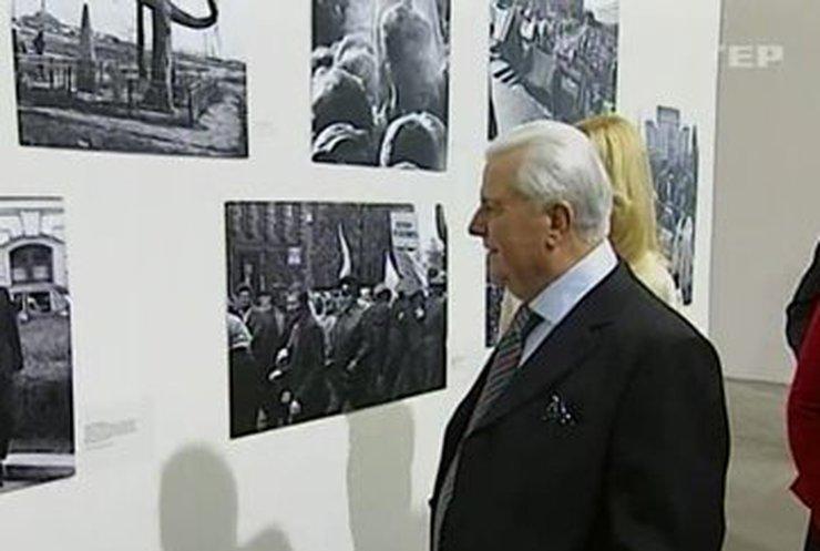 Леониду Кравчуку исполнилось 80 лет