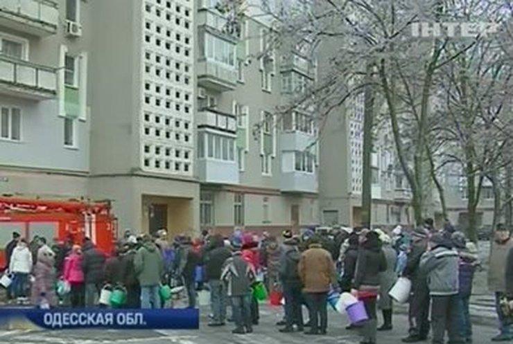 Город Южный на Одесчине остался без электричества