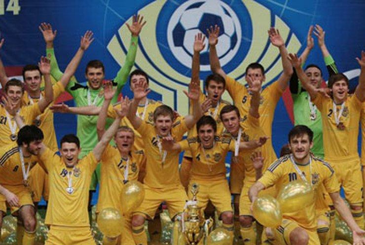 Украина разгромила Россию в финале Кубка Содружества