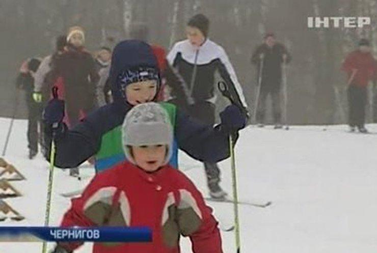 Наших спортсменов в Сочи активно поддерживают в Украине