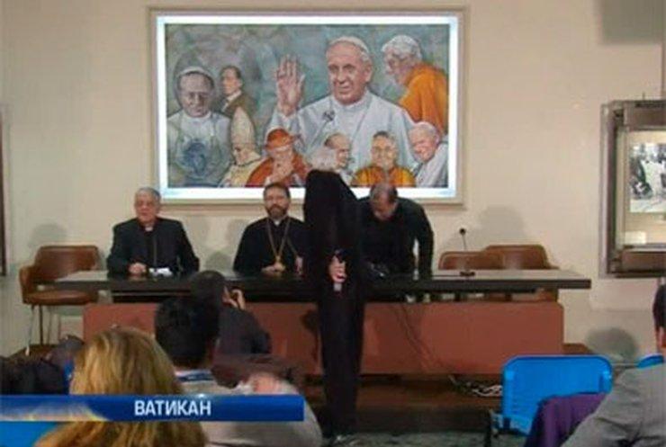 Глава греко-католиков призвал Европу к солидарности с Украиной