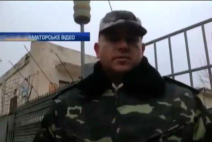 Командир автобатальона Владими Садовник опроверг информацию об измене