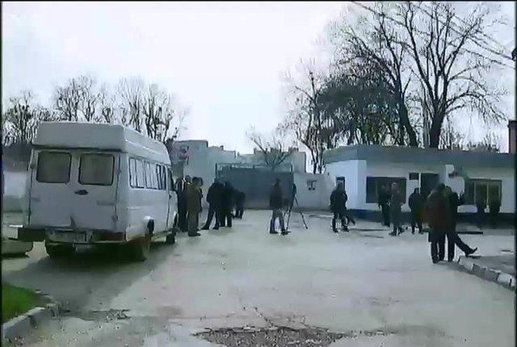 """Военные захватили радиотехнический батальон """"Ай-Петри"""""""