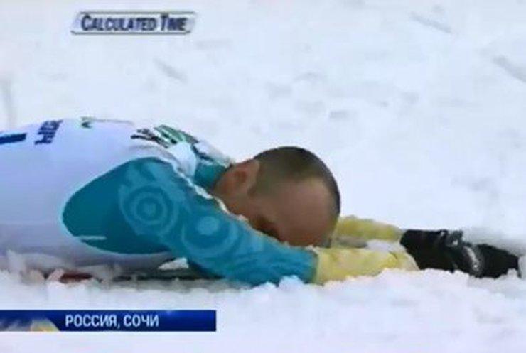 Украинские паралимпийцы завоевали еще одно серебро на играх в Сочи