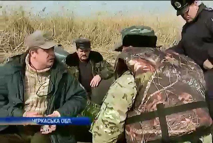 Самооборона взялась за охрану Кременчугского водохранилища от браконьеров