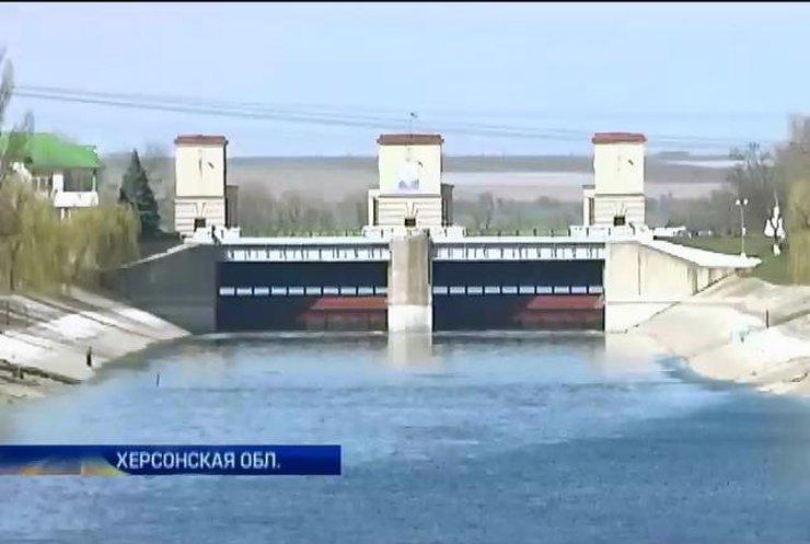 Північно-Кримський канал заповнюють водою