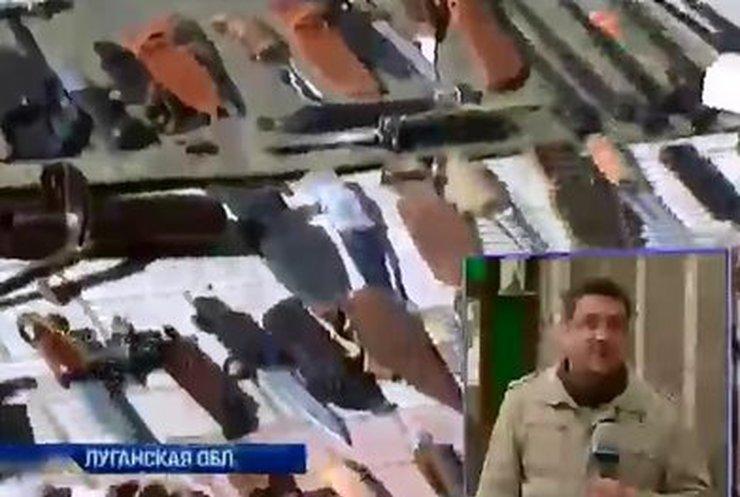 СБУ задержала группу диверсантов в Луганской области