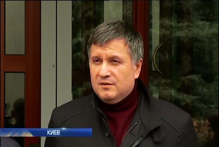 Глава МВД раскритиковал харьковских милиционеров