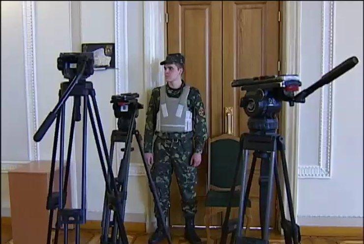 Рада решила объявить широкую мобилизацию военнобязанных
