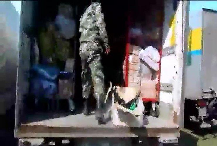 Из Крыма в Харьков почтой шлют бронежилеты