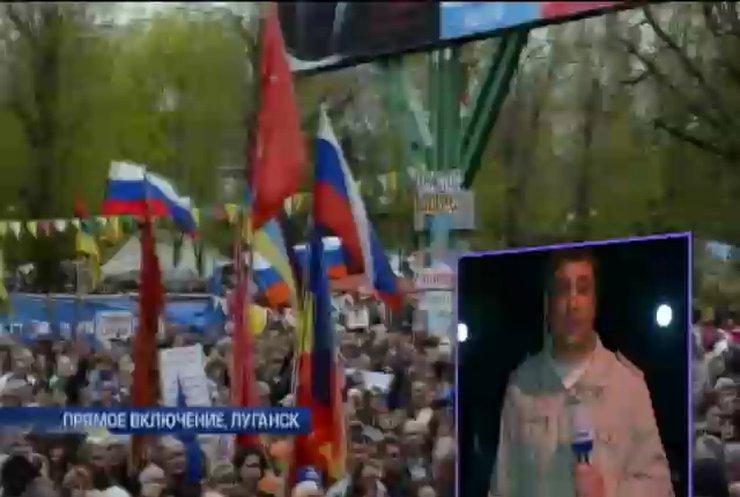 """""""Народным губернатором"""" Луганщины стал Валерий Болотов"""