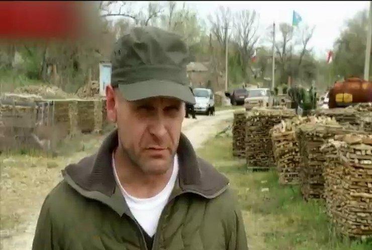 Сергей Корсунский покинул ряды луганского ополчения