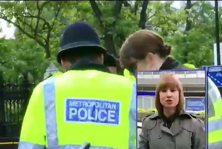 Как борются с терроризмом в Лондоне (видео)