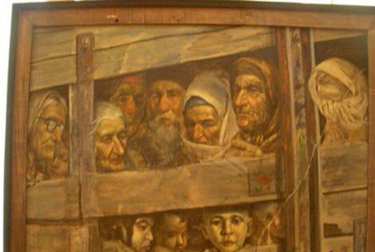 Крымские татары зовут на Софийскую площадь помянуть жертв депортации (фото)