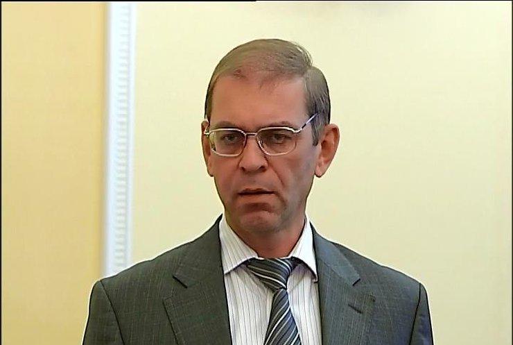 Пашинский рассказал о коррумпированных СМИ и нечестном однопартийце (видео)