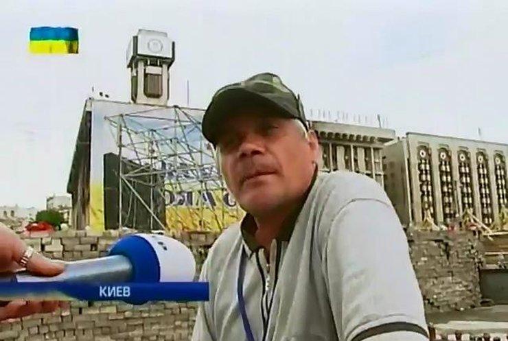Майдан ответил мэру: Мы Кличку не подчиняемся