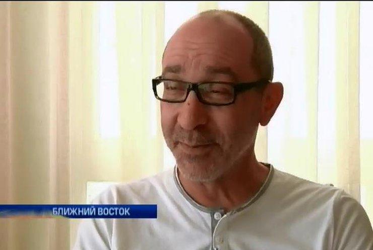 Кернес намерен вернуться в Харьков в ближайшие недели (видео)