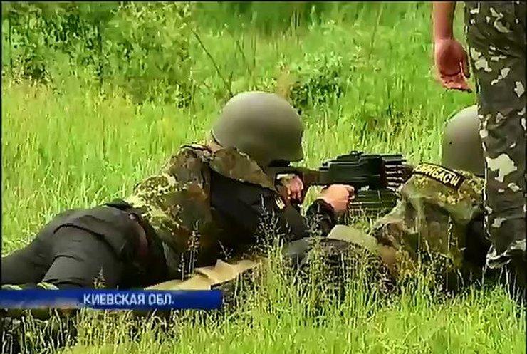"""Батальон """"Донбасс"""" формирует новые отряды и поддерживает партизан (видео)"""