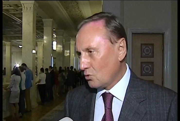 Ефремов опроверг информацию о причастности к закрытию аэропорта в Луганске