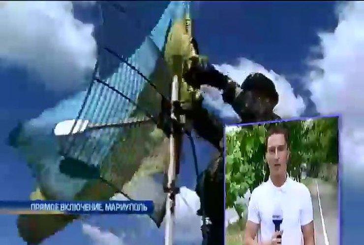 Мариуполь полностью очищен от террористов (видео)