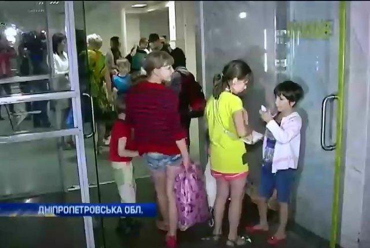 Діти-сироти повернулися з Росії і вже відпочивають у таборі в Кривому Розі