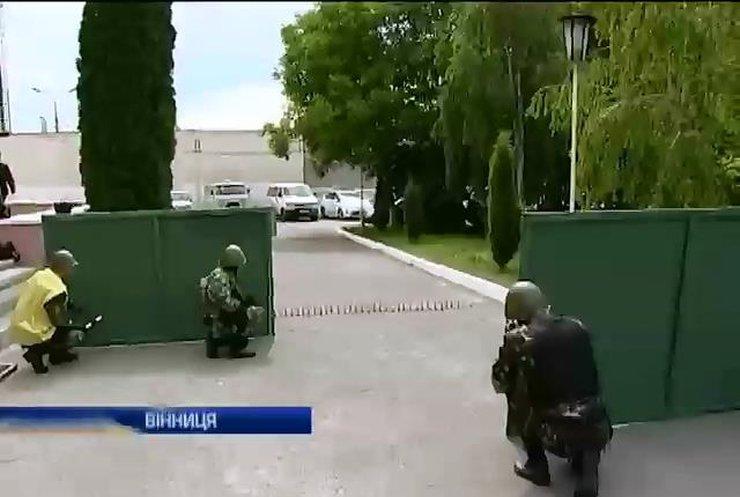 """Батальйон """"Вінниця"""" готується до відправлення на схід України"""
