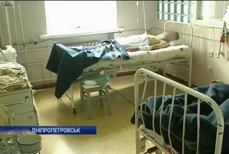 Поранених під Красним Лиманом бійців доправили до Дніпропетровська (відео)