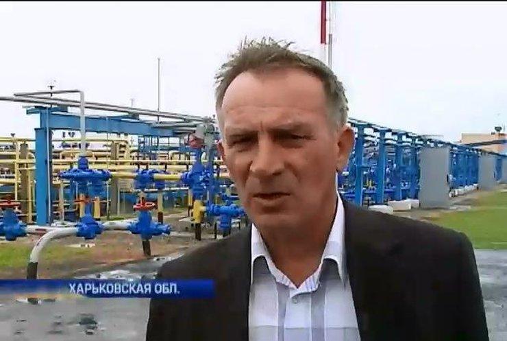 Украина учится жить без российского газа (видео)