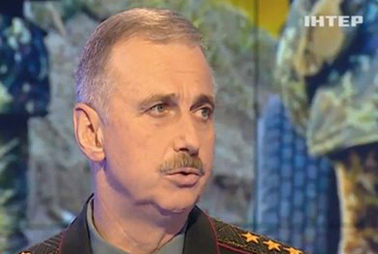 Донецк и Луганск будут взяты в полную блокаду, чтобы заставить террористов сдаться - Коваль