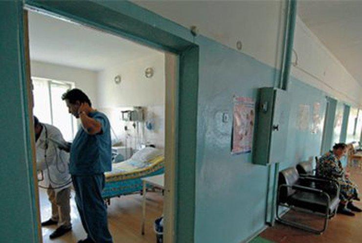 В Донецке захватили нейрохирургию больницы Калинина (видео)